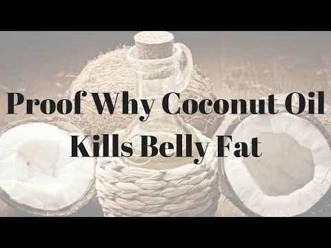Proof Why Coconut Oil Kills Belly Fat – 106