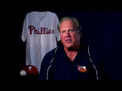 Former Phillies outfielder Greg Luzinski reveals the best players he played with.