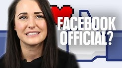 """Women Talk About Whether """"Facebook Official"""" Should Be A Thing"""