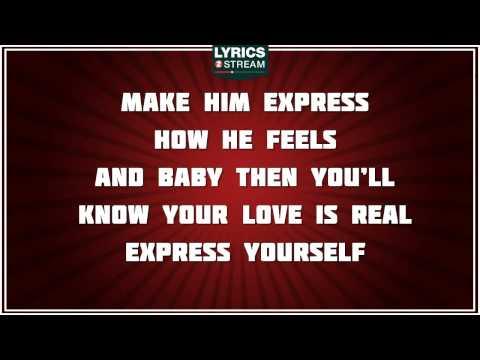 Express Yourself - Madonna tribute - Lyrics
