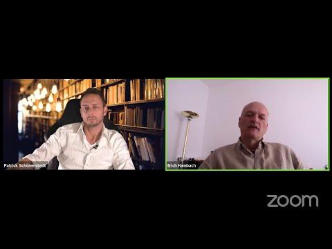 Live im Gespräch – mit Erich Hambach zur aktuellen Lage 01.04.2020 – blaupause.tv