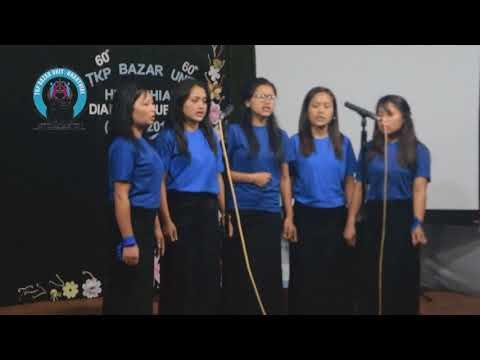 TKP Bazar Unit Hnahthial Diamond Jubilee Sports Closing Disc-2