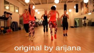 Torero by Chayanne- zumba fitness choreography