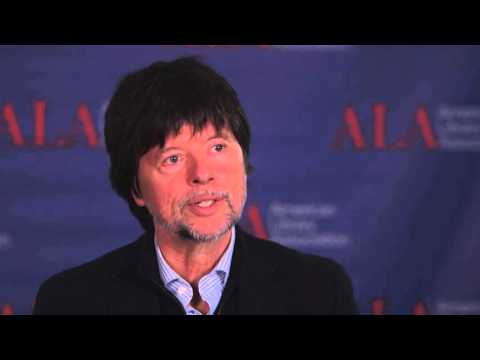 2016 ALA Midwinter - Ken Burns on