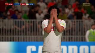 Morocco Vs Iran #FIFA18 #WorldCup #Russia2018