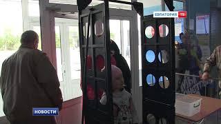 В Евпатории начался показ фильма Алексея Учителя «Матильда»