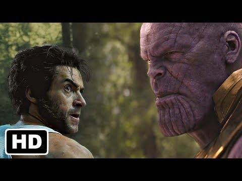 X-Men Vs Thanos