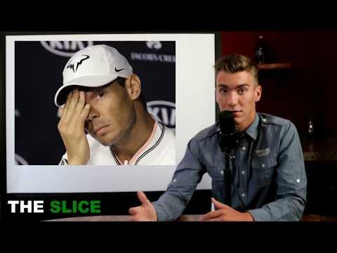 Why Nadal Lost To Shapovalov   THE SLICE