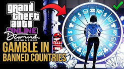 GTA Online Diamond Casino Update - HOW TO USE CASINO IN BANNED COUNTRIES (Easy Guide)