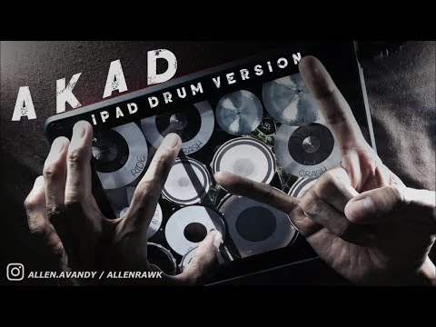 Akad - iPad Drums Cover ( ROCK )