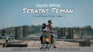 Guyon Waton - Sebatas Teman  Cover klip video