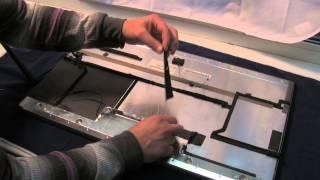 Чистка матрицы iMac от пыли и копоти // How to clean iMac display(Подробная инструкция по чистке матрицы iMac. Ссылка на магазин с чудо-валиком: http://sdionline.com/ http://macplus.ru/ --- ремон..., 2012-10-09T11:03:21.000Z)