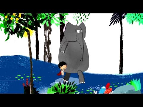 Φοίβος Δεληβοριάς - Το Ελεφαντάκι - Official Animation Video