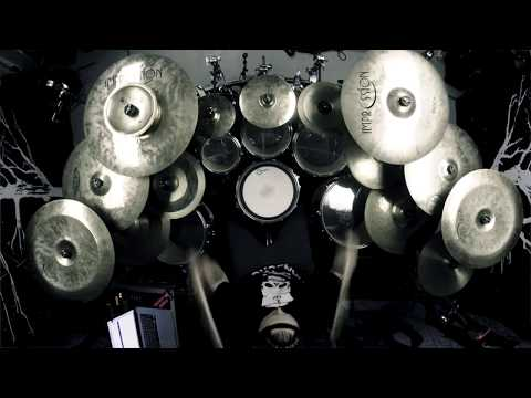 WOLFHEART - Breakwater Drum Playthrough | Napalm Records
