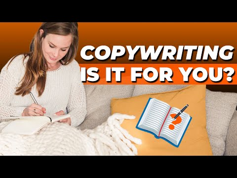 How to Become a Freelance Writer Step-by-Step - Part 1 - Is copywriting for you?