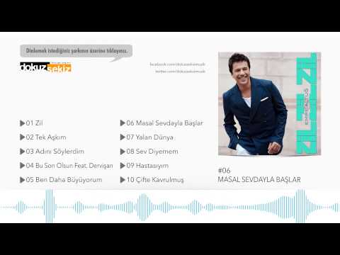 Emre Altuğ - Masal Sevdayla Başlar (Official Audio)