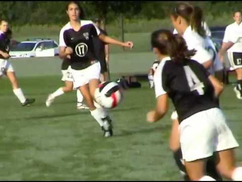 Jessica Helms Soccer Highlights