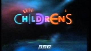 BBC2 & Children's BBC Continuity - Tuesday 7th January 1992