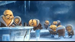 3Dアニメーション映画『怪盗グルー』シリーズに登場する謎の黄色い生き...