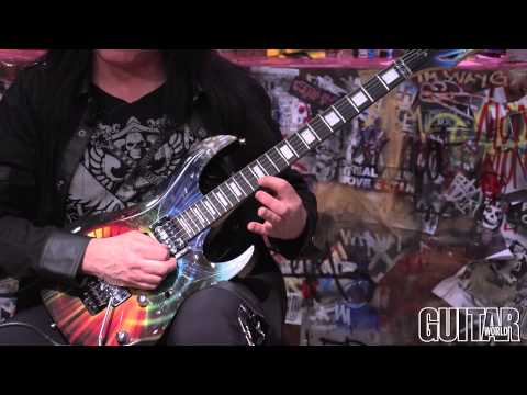 Michael Angelo Batio - Sweep Picking 101 - Part 2