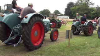 Alte gebrauchte Trecker Traktoren Kleintraktoren und Landmaschinen