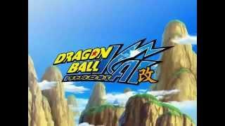 Dragon ball Z kai como hubiera sido con opening de Dragon Ball Z