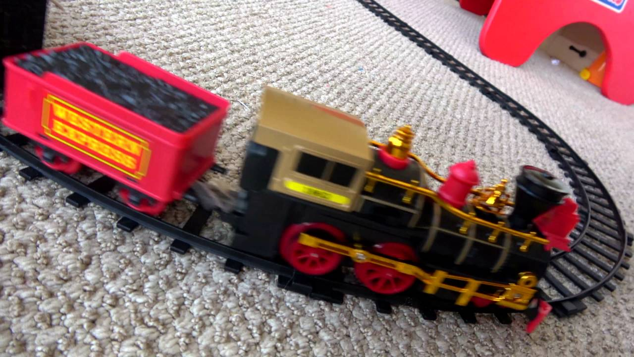 Toys & Hobbies Kid Connection Battery Powered Train