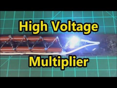 Make Multiplier Generator DIY-Circuit!