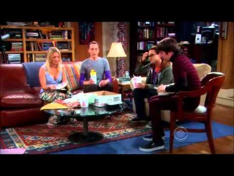 Big Bang Theory - Hand Dryer Rant