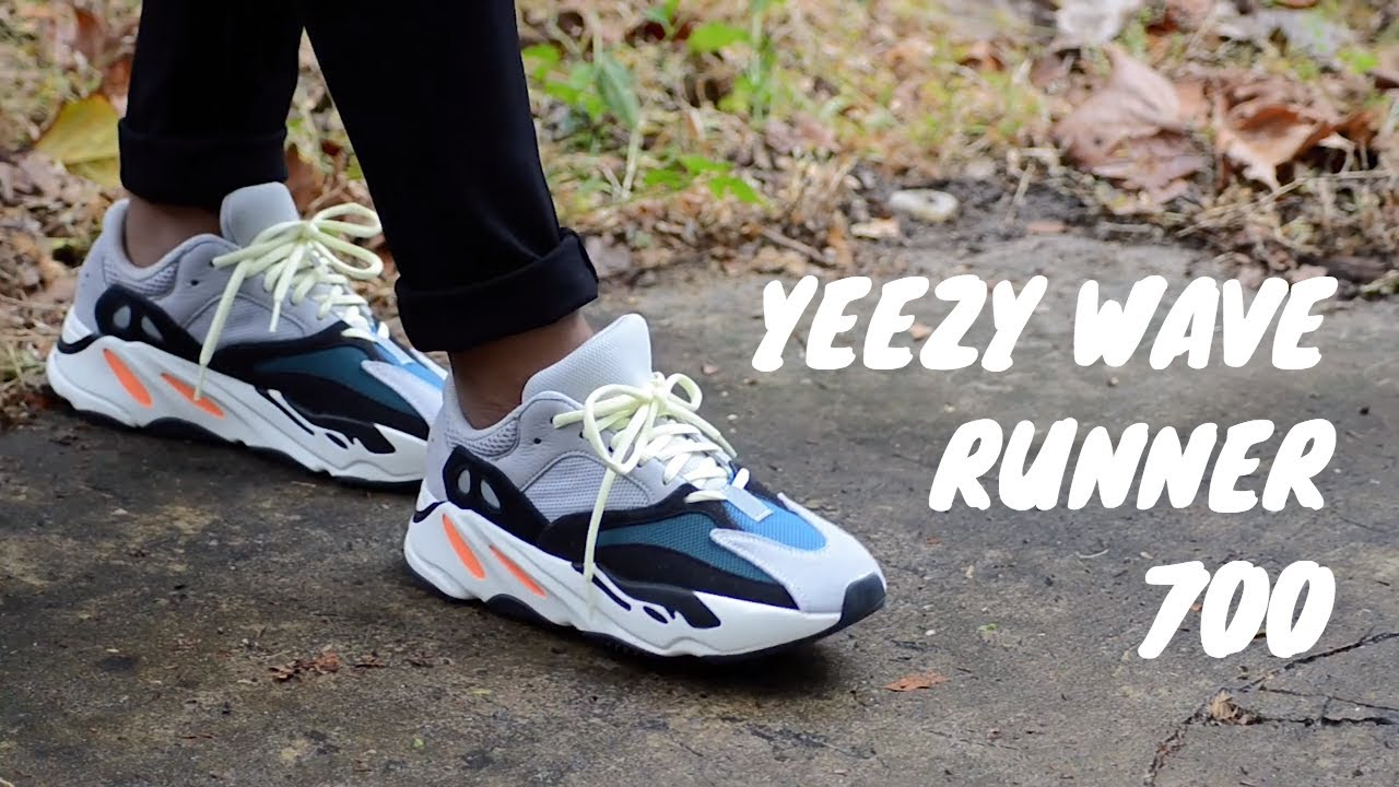 ac95b18e99e YEEZY WAVE RUNNER 700 LOOKBOOK - YouTube