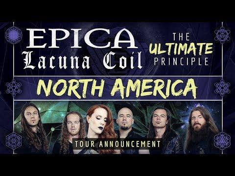 EPICA - Ultimate Principle Tour - North American Leg (OFFICIAL TOUR TRAILER)