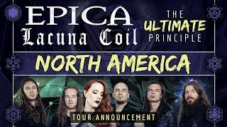 EPICA - Ultimate Principle Tour - North American Leg (OFFICIAL TOUR TRAILER)