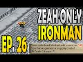 WINTERTODT vs ZEAH ONLY IRONMAN: Ep. 26