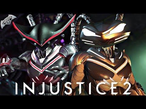 Injustice 2 Online - BLACK MANTA GOING IN!