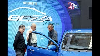 Perodua introduces new Bezza variant