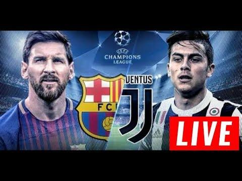 Juve Barca Live