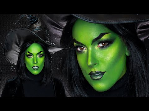 *GIVEAWAY* WICKED WITCH + MAKEUP REMOVAL - Day 16 of 31 Days of Pompoween