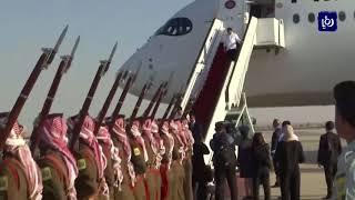 الرئيس الفلبيني يصل عمان في زيارة رسمية