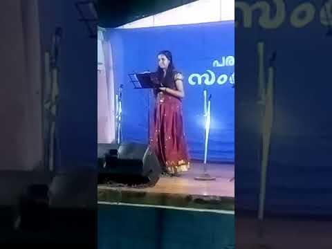 PARAVUR sangeetha sabha Devika Thenum Vayambum