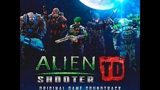 Alien Shooter TD- прохождение на эксперте(1-10);alien shooter  walkthrough expert mod(1-10)