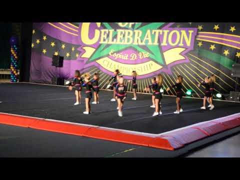 All 4 Cheer Hot Shots SC Comp 11-12-2017