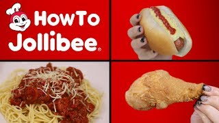 HOW TO MAKE JOLLIBEE - VERSUS by : HellthyJunkFood
