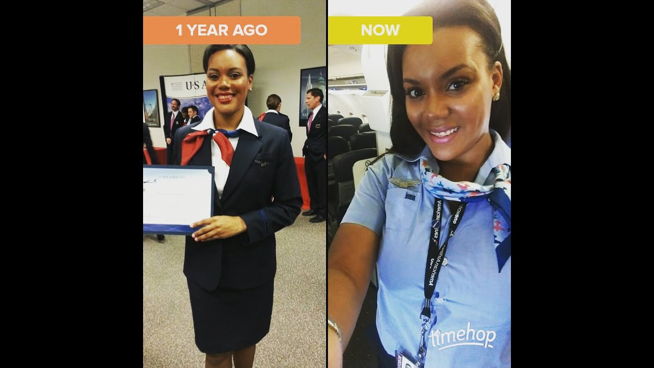 how to survive 1st year as a flight attendant