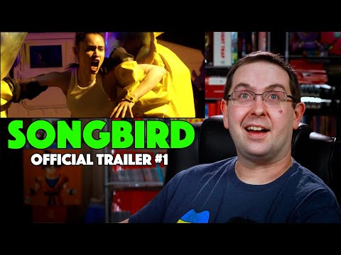 REACTION! Songbird Trailer #1 – KJ Apa Movie 2021