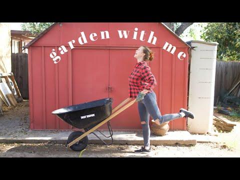 planting my winter garden | Gardening Pep Talk!