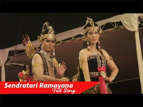 Sendratari Ramayana Full Story - (Official Video) - YouTube