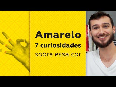 Amarelo: 7 curiosidades sobre essa cor \\ Pedro Panetto