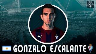 Gonzalo Escalante - Dribbling Skills, Passes, Assist, Goals 2015/2016 Hd