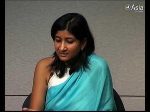 Namita Devidayal at The Asia Society