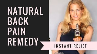 Natural Remedies for Back Pain - Get Relief in Minutes - Earth Clinic Mp3